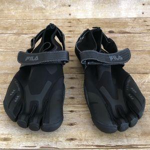 FILA Skele-Toes EZ Slide Running Shoes